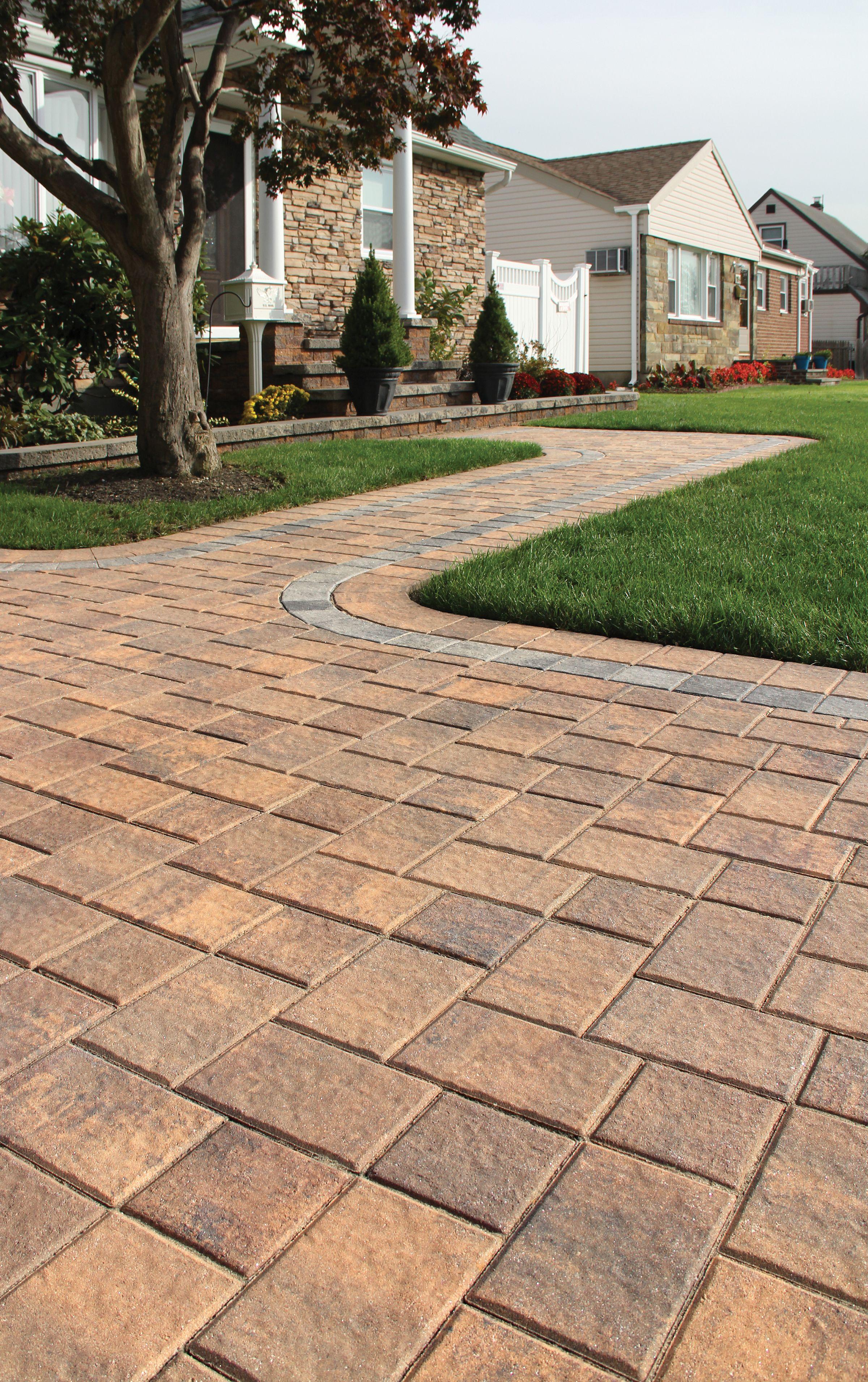 Nicolock Catalogs Driveway Landscaping Stone Driveway Paving Stones