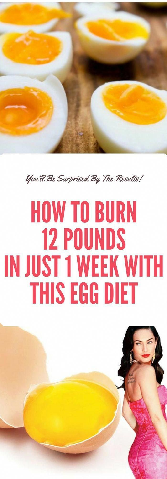 The Boiled Egg Diet program ? Lose 24 Pounds In Just 2 Weeks #PrettyThings