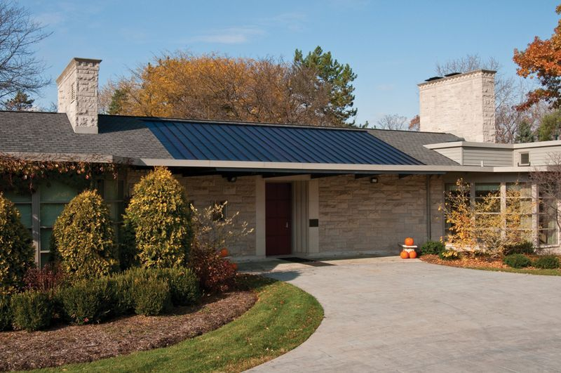 Explore Roofing Products, Asphalt Shingles, And More! Michigan Governoru0027s  Mansion In Lansing ...