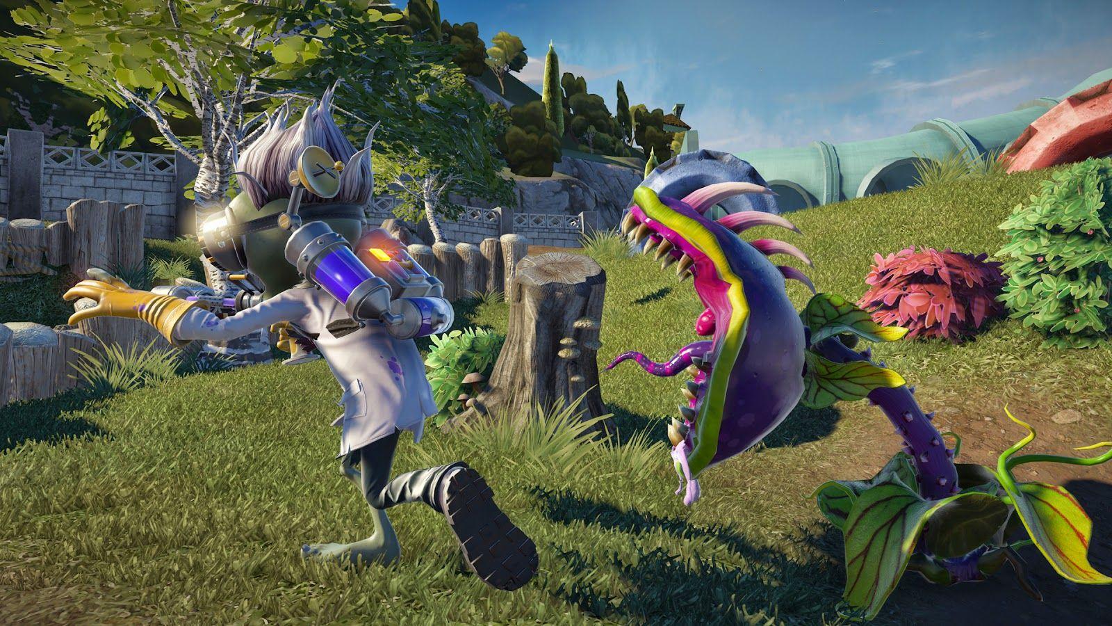 Gameplayaholic Plants Vs Zombies Garden Warfare Xbox 360 Xbox