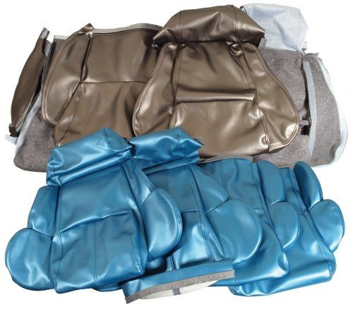 Find The Best Quality 1984 1996 Corvette Leather Like Standard Seat Covers At The Best Prices At Southern Car Parts We Have Many Seat Covers Corvette Seating
