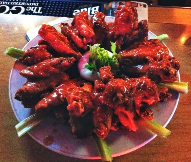 The Nittany Epicurean: Wing Battle - Stop #2