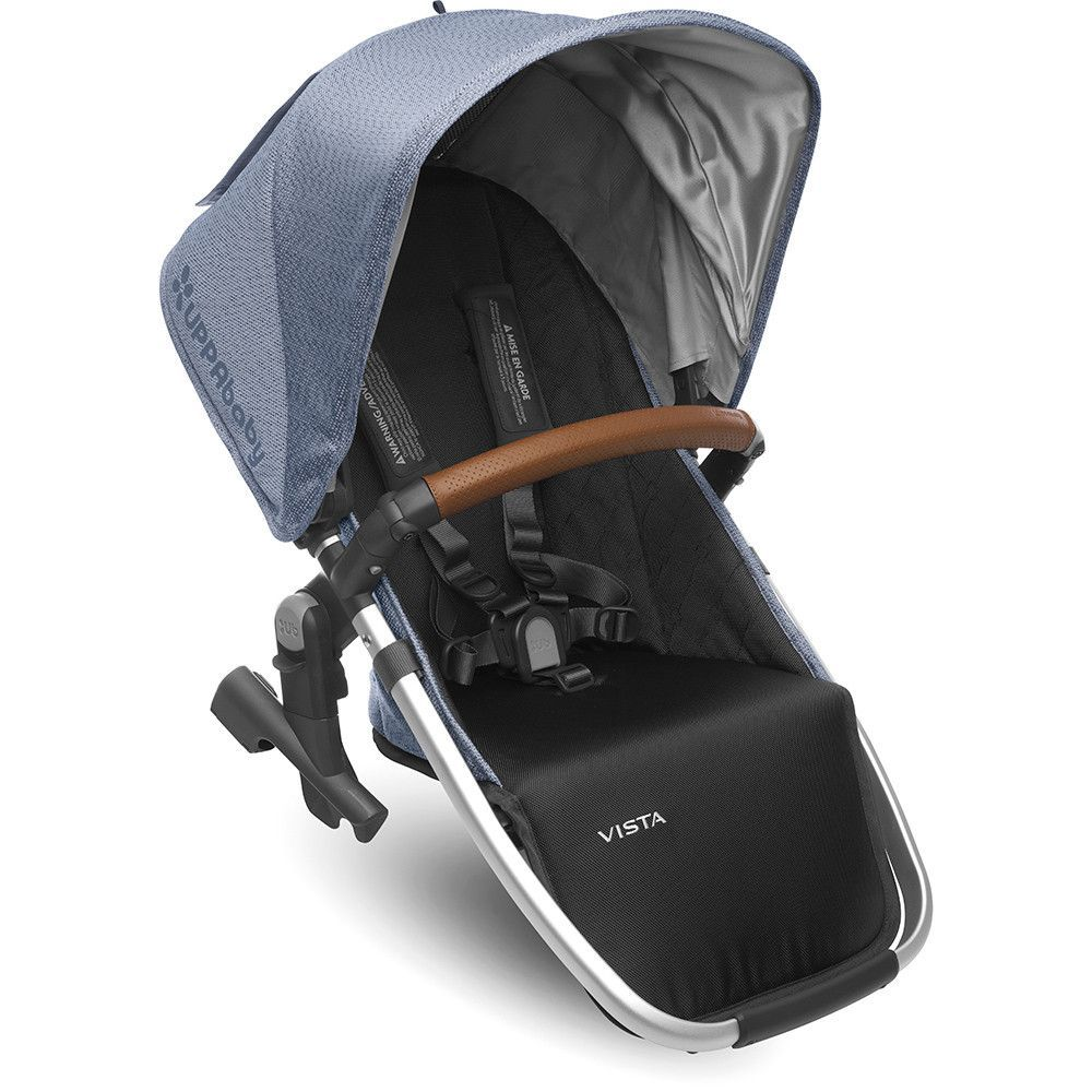 UppaBaby Vista Rumble Seat Vista stroller, Uppababy