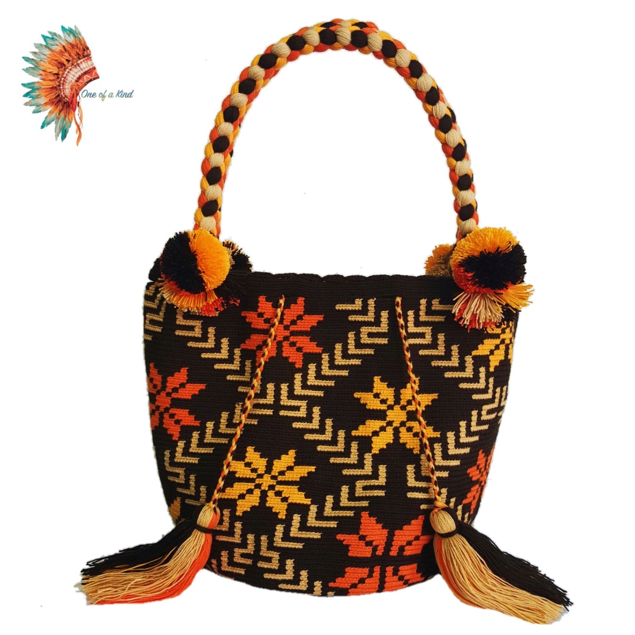 80cde2801442 Wayuu bags For more information contact Line App ID: panie_kd or Instagram:  1oneofakind_wayuu_th #