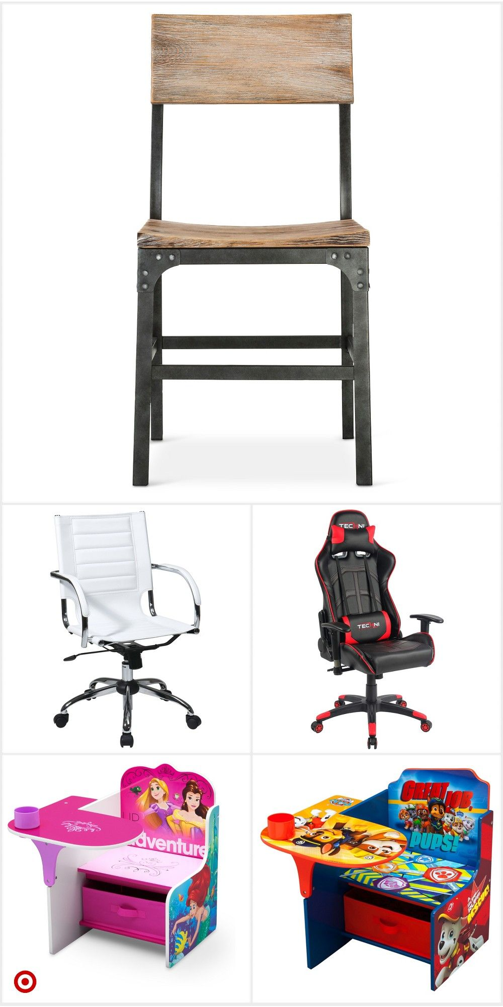 Astounding Shop Target For Kids Chair Desk You Will Love At Great Pabps2019 Chair Design Images Pabps2019Com