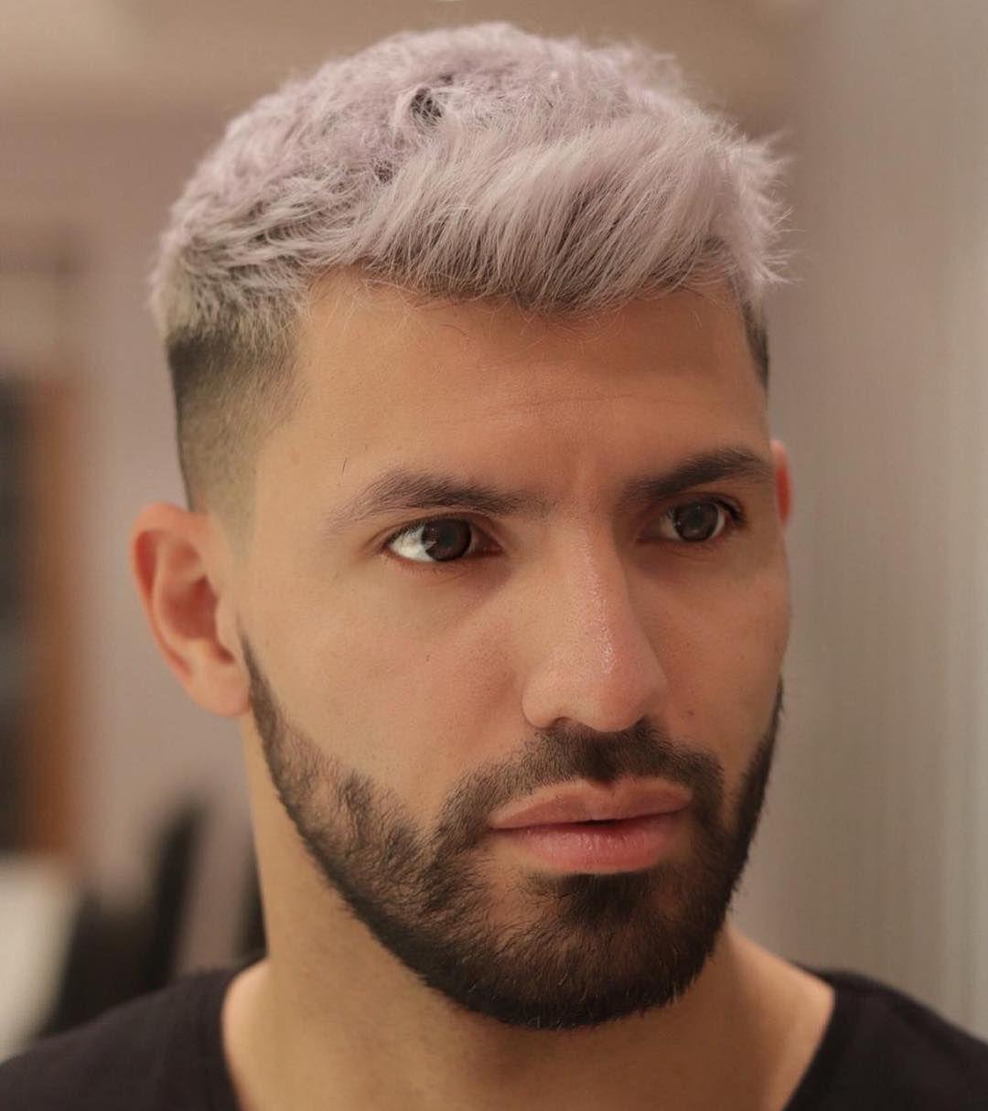 Bleached Hair Men Men Hair Color Mens Hairstyles Short