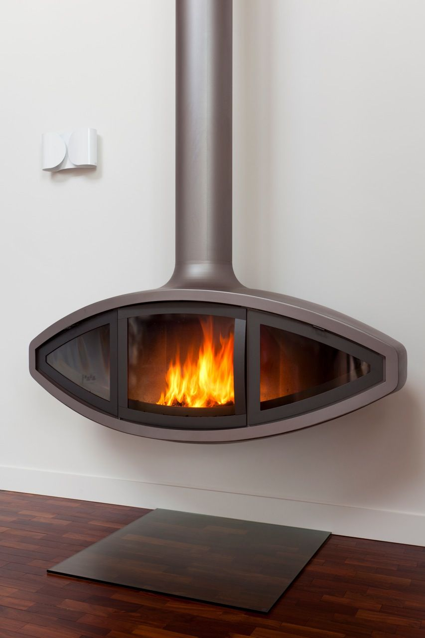 Eyefire Suspended Stove By Firemaker Lit Lounge Room