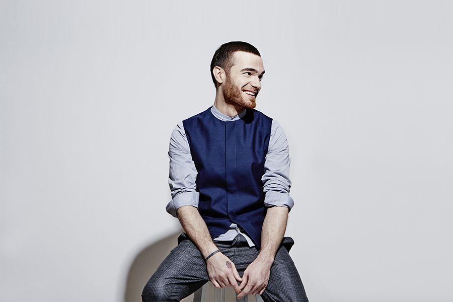 Baku, Aserbaidschan – Elnur Huseynov wird mit dem Song Hour Of The Wolf Aserbaidschan beim Eurovision Song Contest 2015 vertreten.