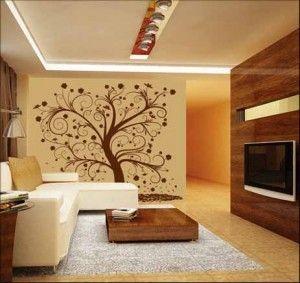 Impresionante Diseno De Paredes Para Salas Muy Modernos Decoracion De Interiores Decoracion De Unas Interiores De Casa