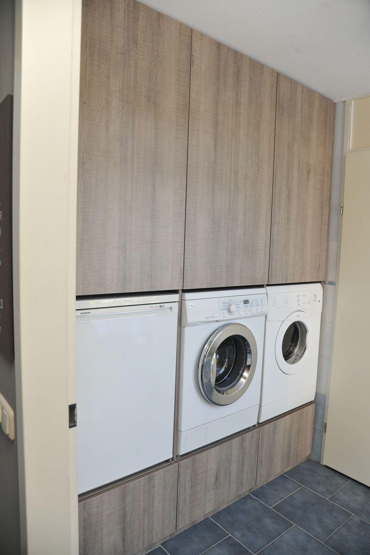 Kasten wasmachine op maat google zoeken interieur for Keukenkast ontwerpen