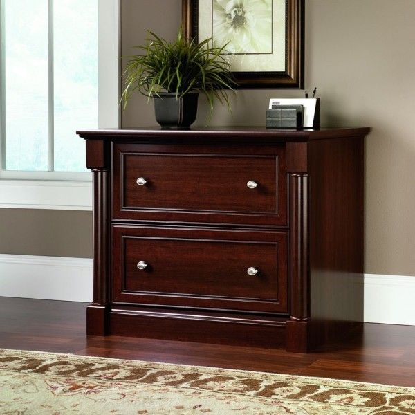 Lateral File Cabinet... GREAT STORAGE!! Deep! Can Use For TV