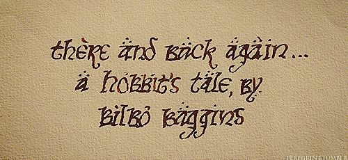 Image result for hobbit's tale