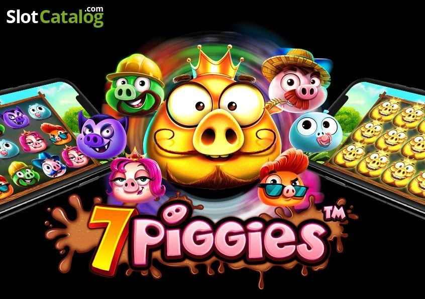 Spiele 7 Piggies - Video Slots Online