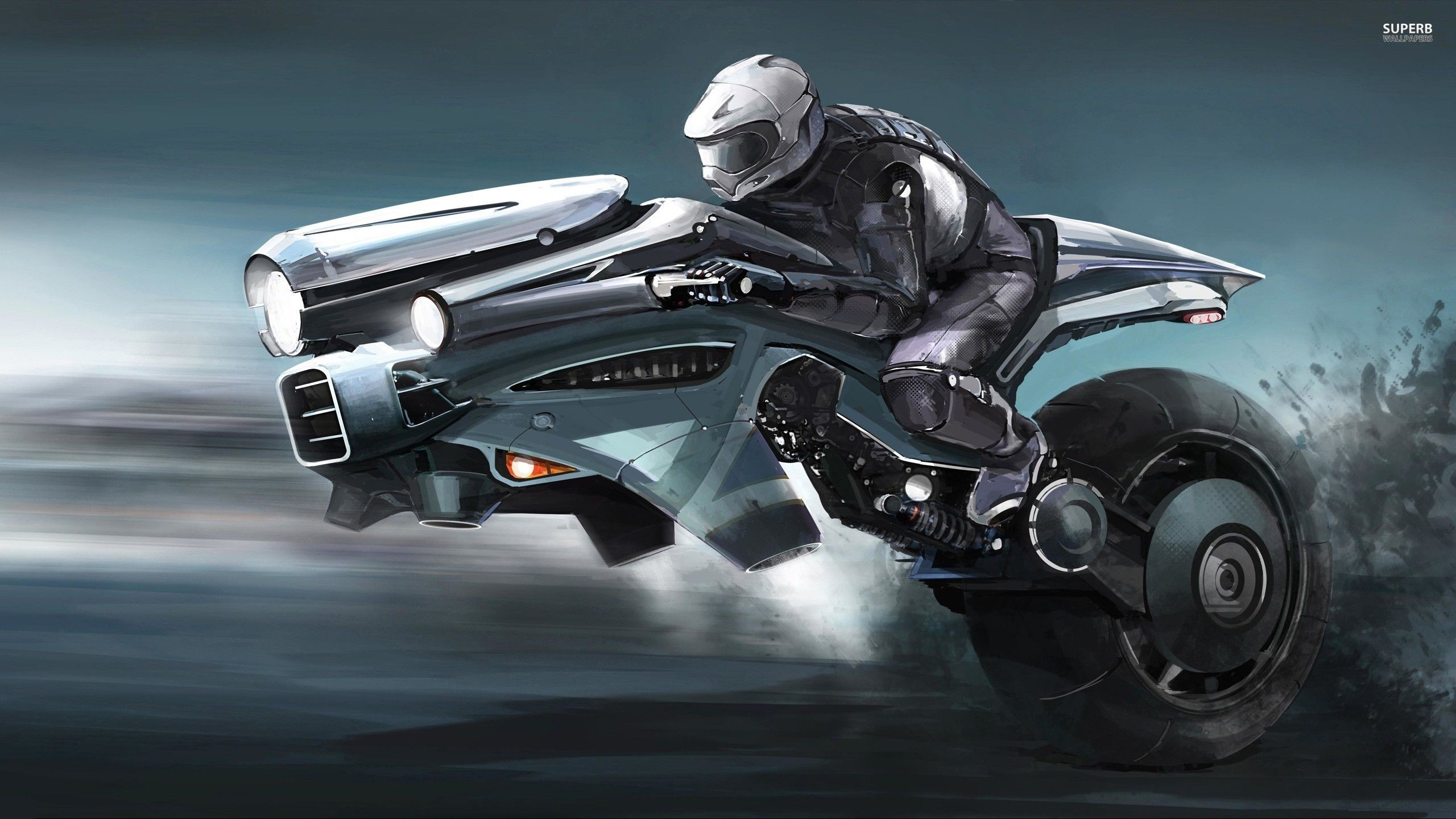 Flying Motorcycle Of The Future Background 1 Hd Wallpapers Futuristic Motorcycle Futuristic Cars Motorcycle Design