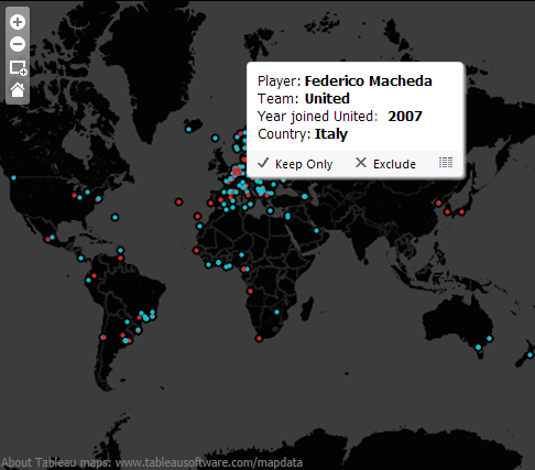Interactive world map foreign players signed by manchester united interactive world map foreign players signed by manchester united and manchester city gumiabroncs Choice Image