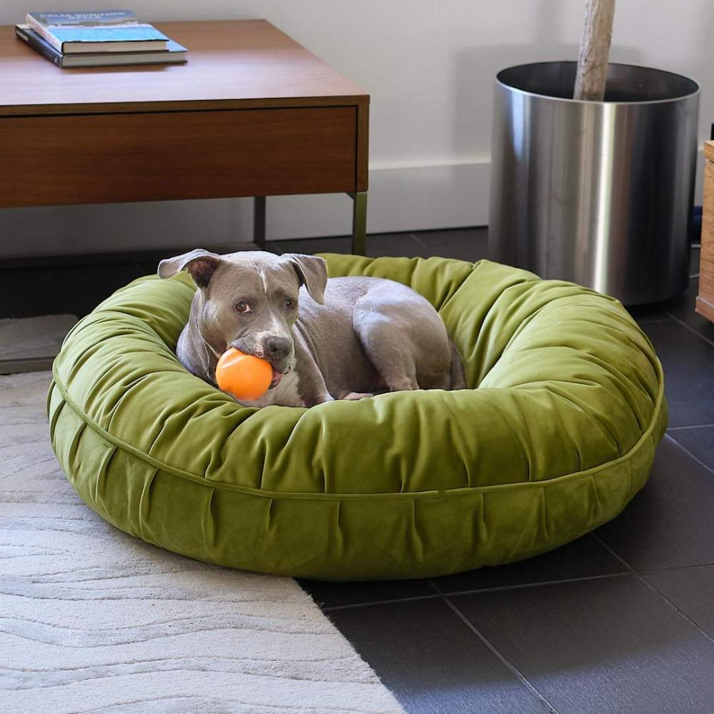 L.A. Dog Company® Ali Donut® Dog bed luxury, Dog bed
