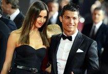 Irina Shayk e Cristiano Ronaldo storia finita (ANSA)
