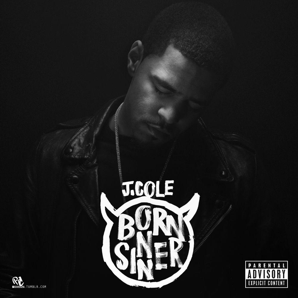 j cole born sinner album