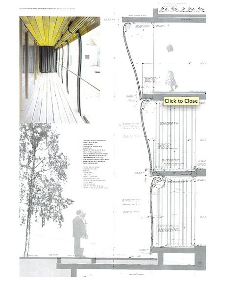 A Paris Apartment And A Paris Graphic: Rue Des Suisses Apartment Buildings By Herzog & De Meuron