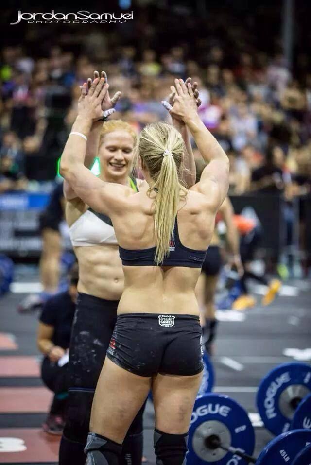 2f4ce0efe8c Katrin Davidsdottir and Annie Thorisdottir at the European Regionals ...