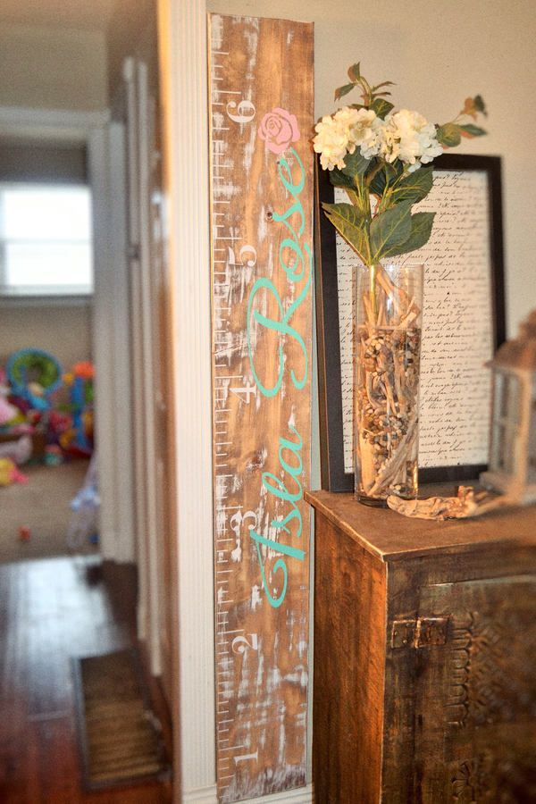 Etsy Wooden height chart Childrens Growth ChartGiant Wooden Growth