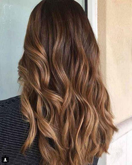 28 Balayage Haarfarbe Ideen #hairideas