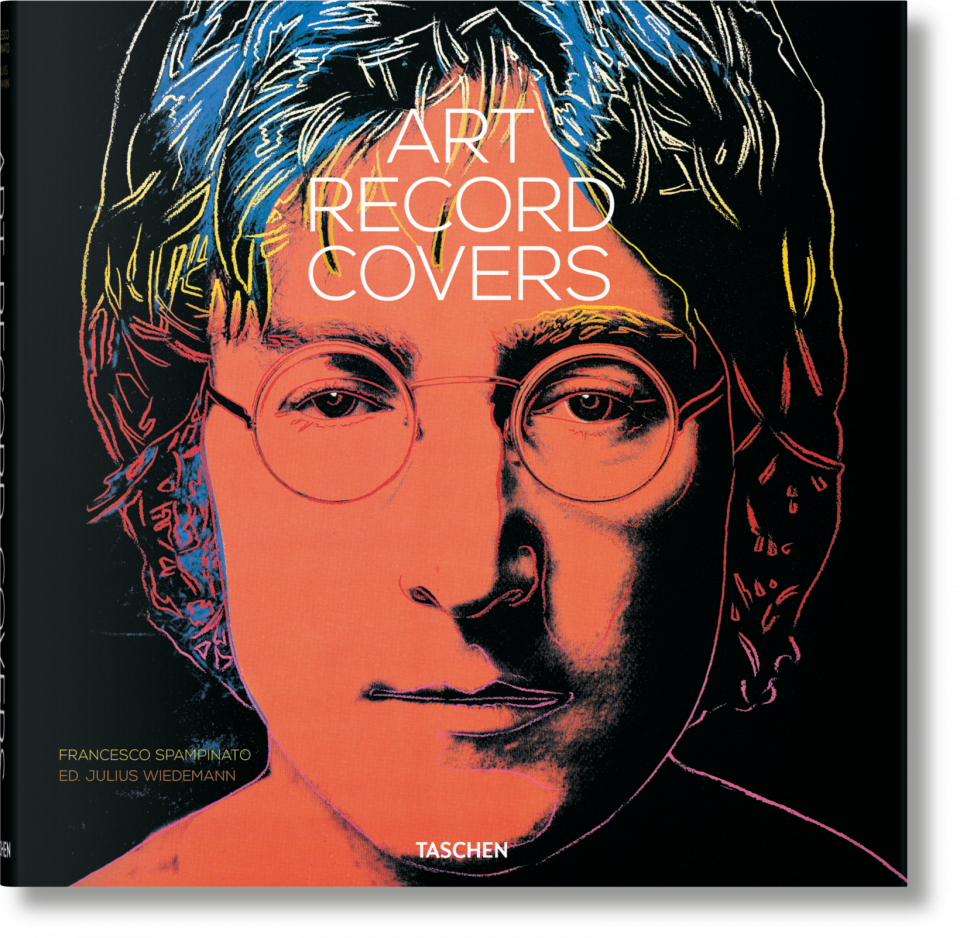 Coffee Book Album: Art Record Covers: 13 Great Sleeves By Visual Artists