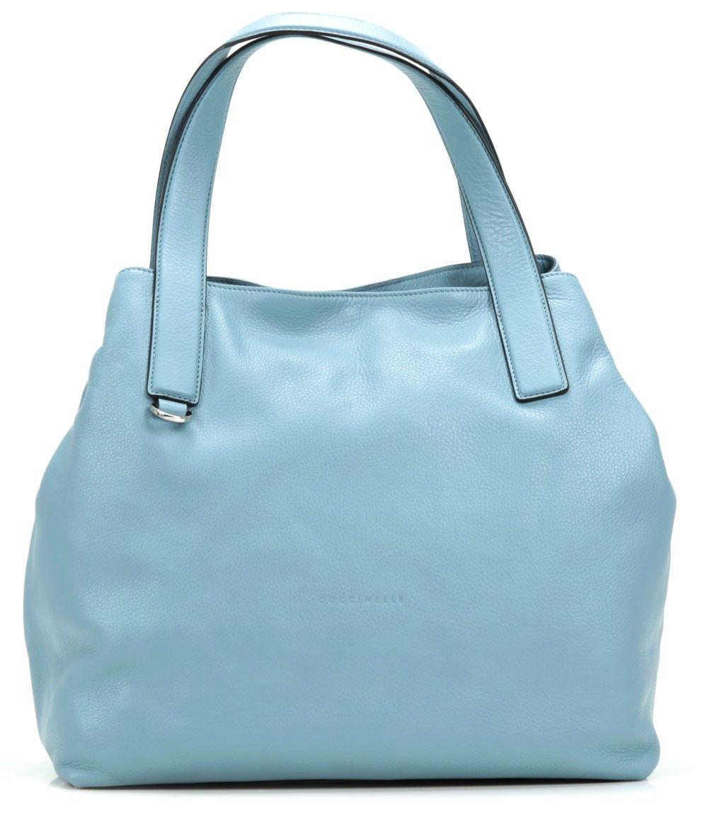 Mila Shopper Tasche Leder 31 cm Coccinelle f8poEFu