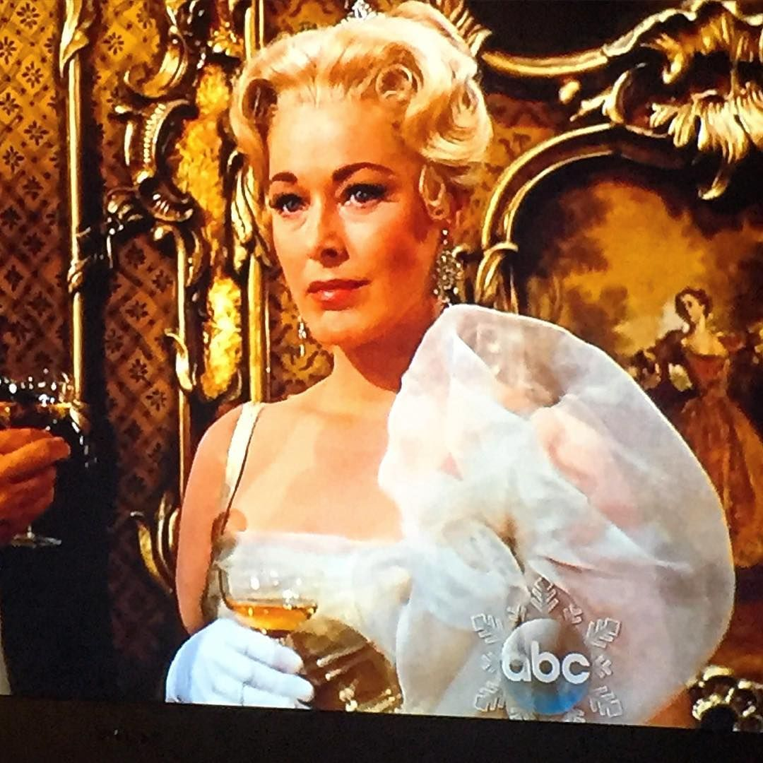 """""""Maria could sing, but the Baroness had all the style. #baronessschraeder #eleanorparker #thesoundofmusic #christmastradition #soundofmusic #elsaschraeder"""""""