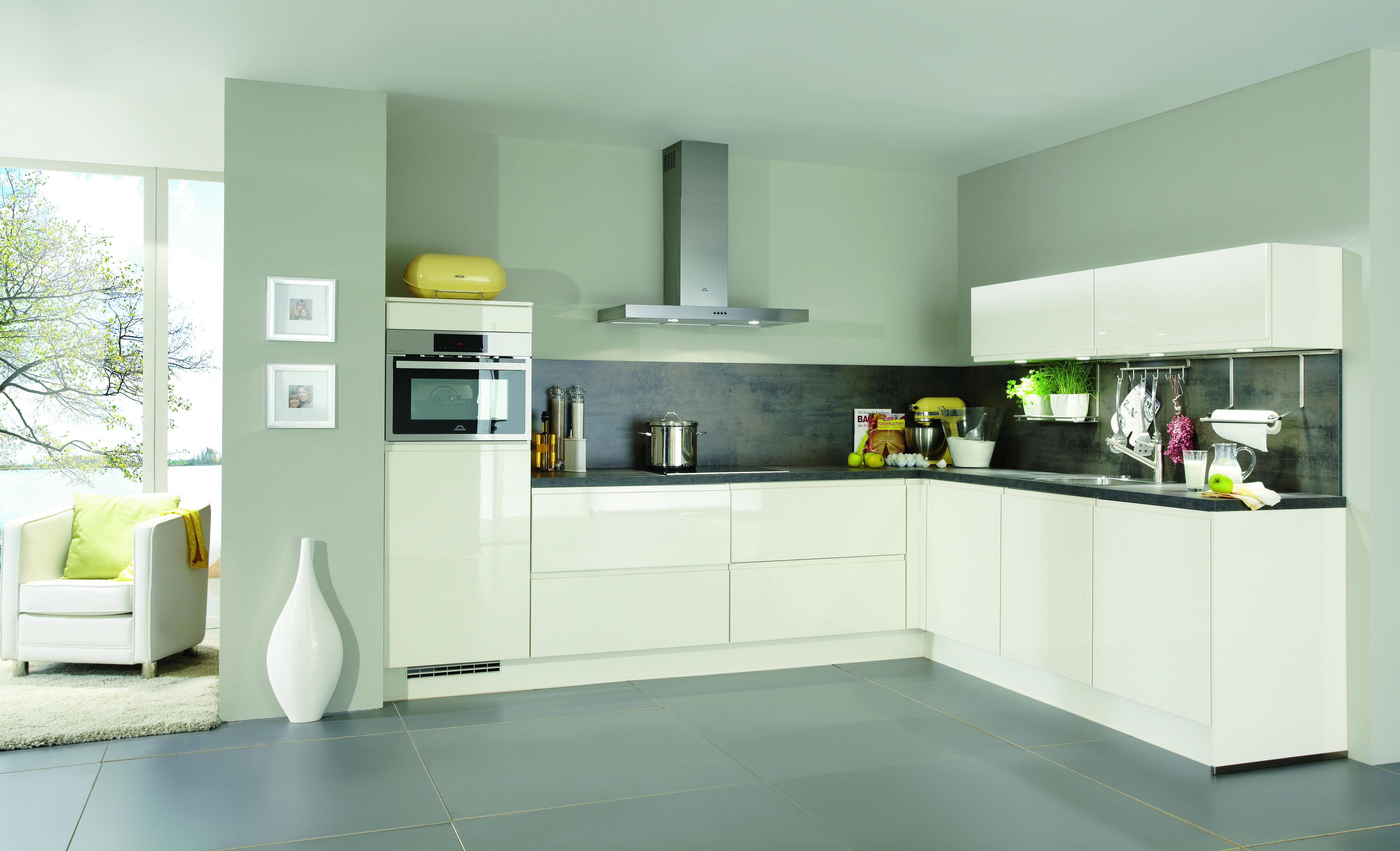 Superb Prachtige moderne keuken van Bauformat Onze eigen keukens Pinterest