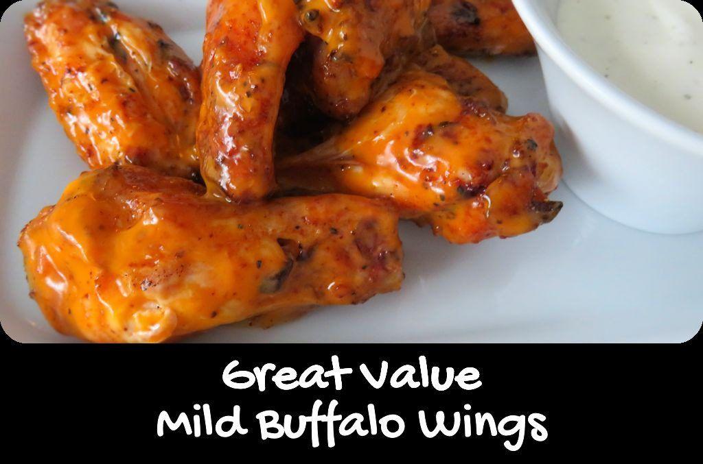 Mild Buffalo Wing Sauce Recipe