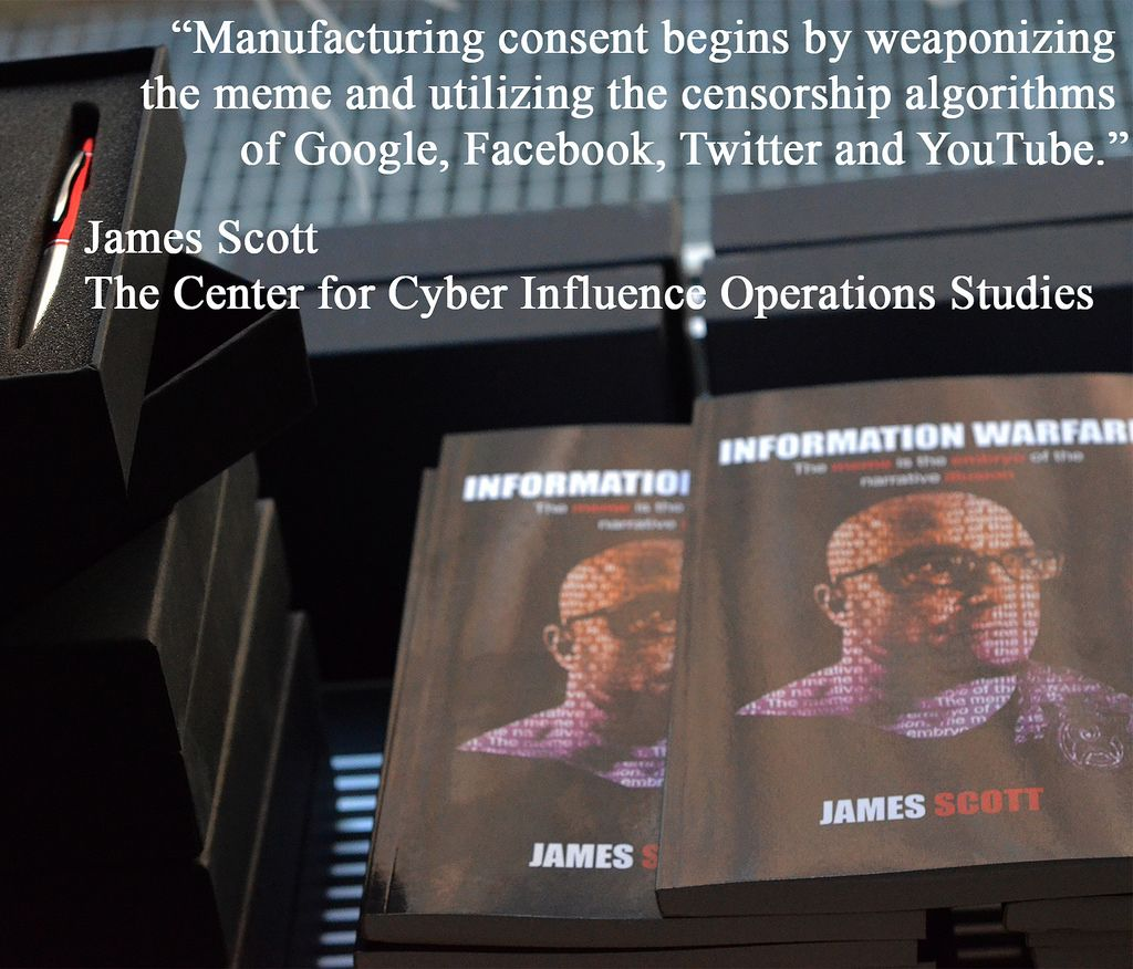 Food u201c Manufacturing consent begins by