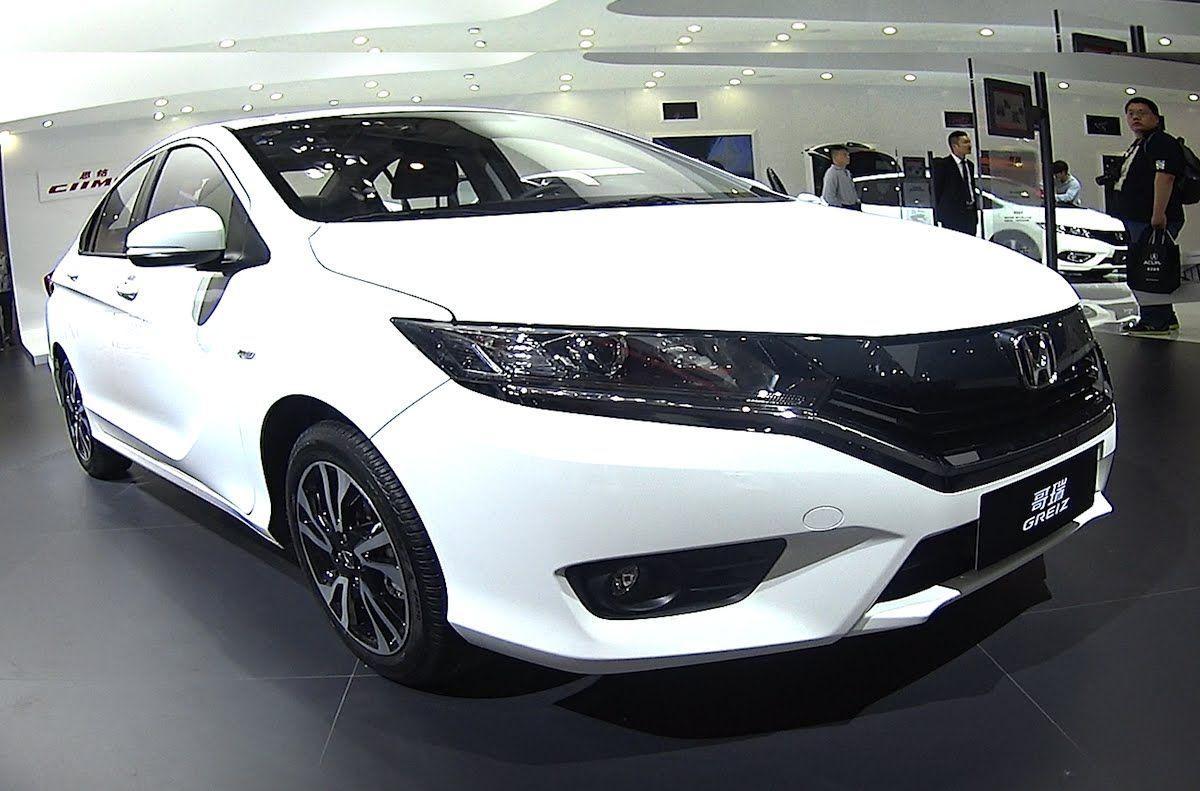 Honda Officially New 2016 2017