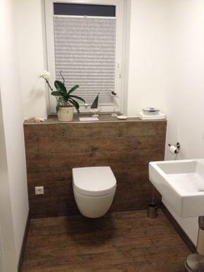 Fliesen | Ein neues Haus … | Schöner Wohnen | Gäste wc ...