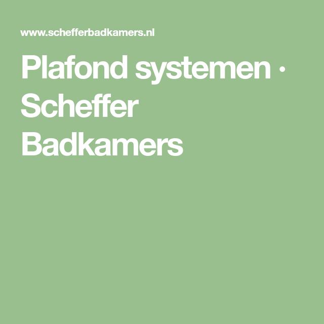 Emejing Scheffer Badkamers Gallery - Whangdoodle.us - whangdoodle.us