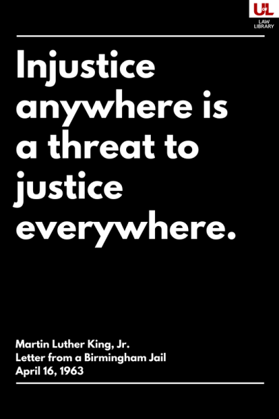 Martin Luther King day 2017 | Legal Library Quotes | Law quotes