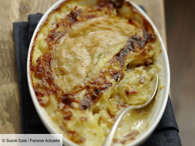 Véritable tartiflette : découvrez les recettes de cuisine de Femme Actuelle Le MAG
