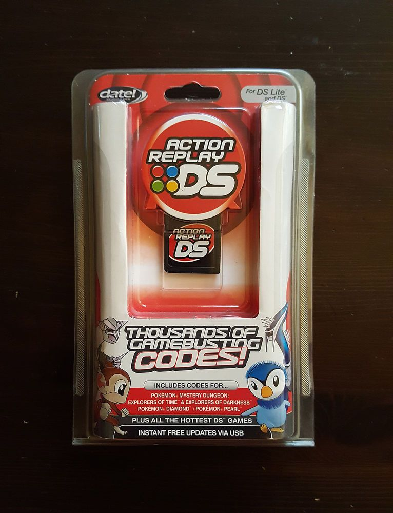Details about New Datel Action Replay for Nintendo 3DS 2DS