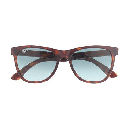 b57ef951061c Ray-Ban shades have graced the faces of sky-high stars (think Tom ...