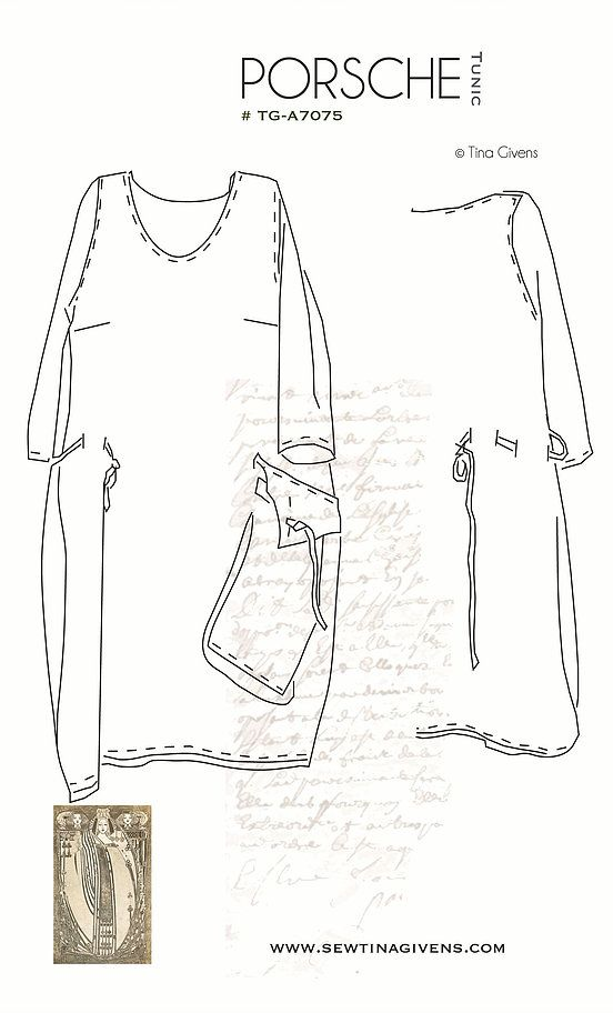 Phoebe double layer shirt and pant sewing pattern | Шью сама | Pinterest
