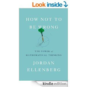 how not to be wrong the power of mathematical thinking by jordan ellenberg (8710kb