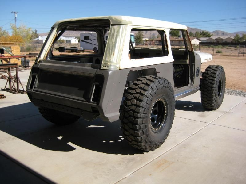 jeep commando rear - Bing images