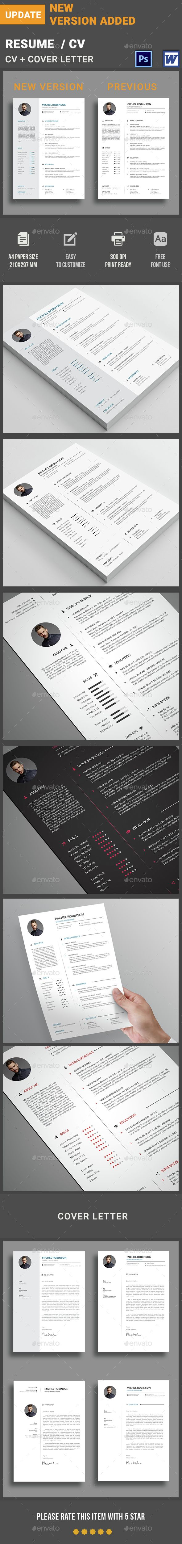 How To Make A Strong Resume Resume  Resume Cv Simple Cv And Cv Template