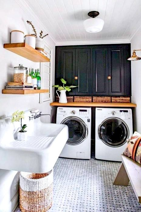 Kemtvätt | Laundry Room
