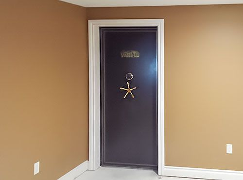 Looking for a vault doors, storm shelter doors or safe room doors for your  home or business? Call for highest quality American made vault doors &  custom ...