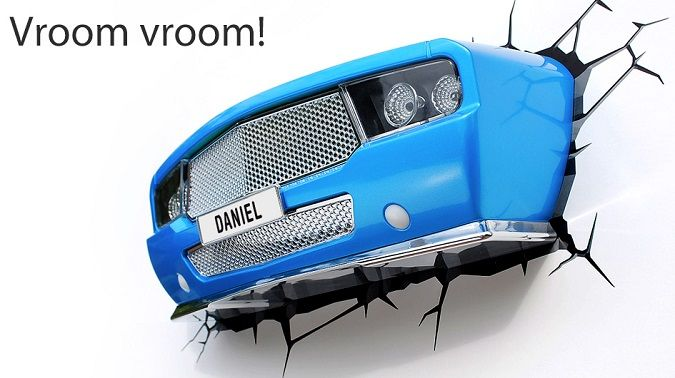 Awesome 3 D Effects Lighting From 3d Light Fx 3d Deco Light Car 3d Light