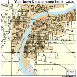 Bay City Michigan Street Map 2606020 Bay City Bay City Michigan Michigan