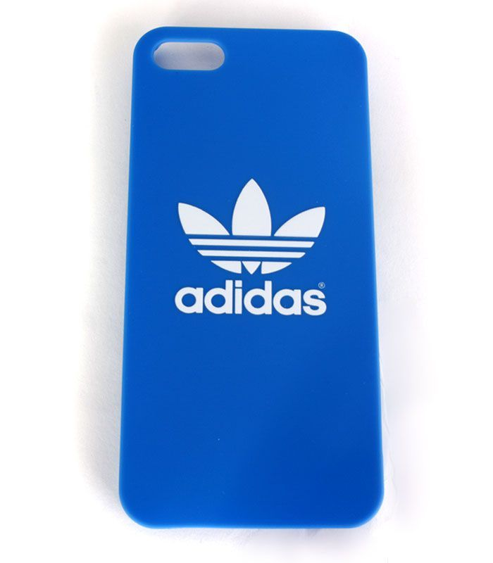 coque iphone 7 adidas bleu