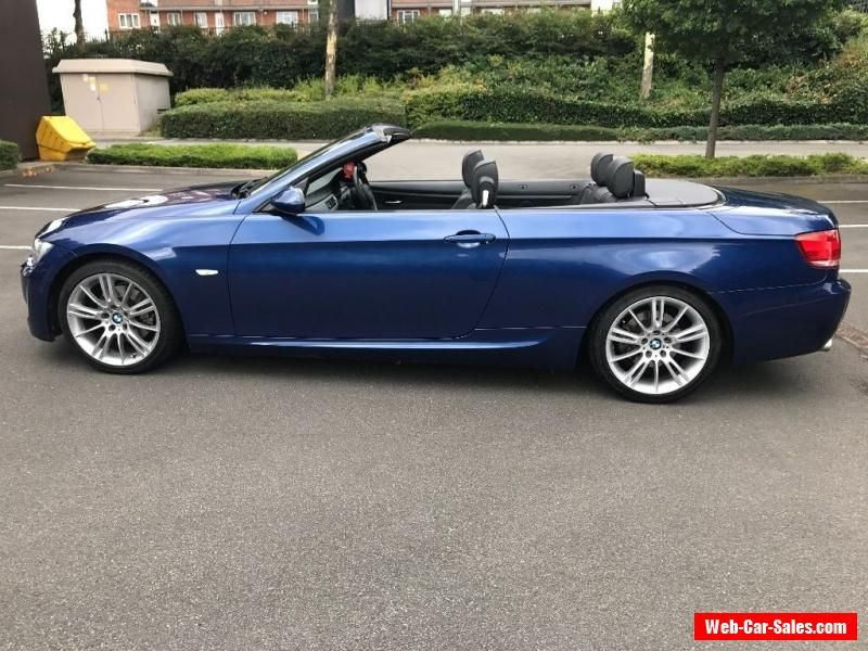 BMW 3 Series Convertible 20k Low Mileage M SPORT AUTO