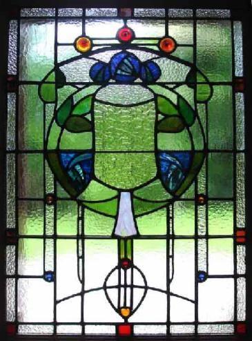 Stained Glass - Stephen Weir Stained glass, Glasgow, Scotland